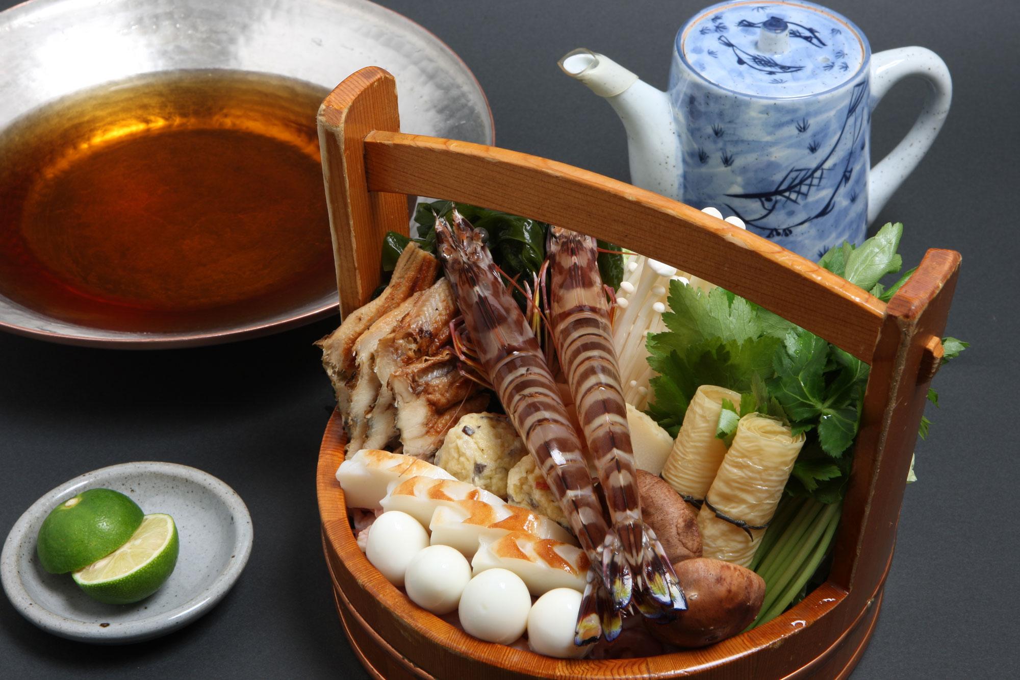 TAKI-NABE(炊なべ) (Famous as UDON-SUKI)2